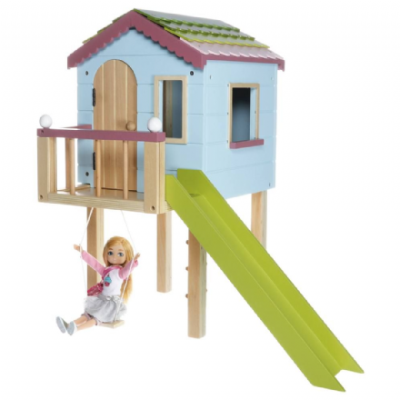 Lottie Doll - Tree House